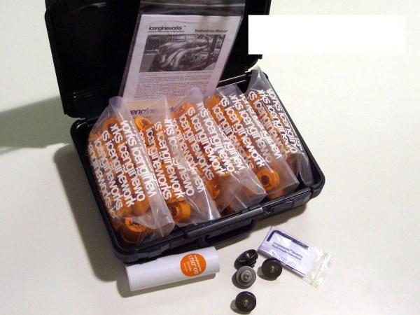 """icengineworks BASIC Kit / 2000 Serie / 2"""" (51mm) - 4 Zylinder Kit (Schritt 1)"""