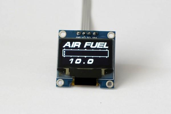 Zada Tech OLED digitale AFR Anzeige