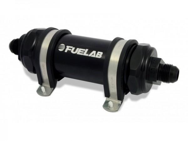 FueLab Benzinfilter / Kraftstofffilter 75micron -10AN